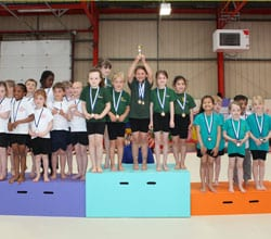 MK Springers - Schools - winning teams